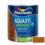 Aquaxyl Varnish Satin 705 Golden Oak Σκούρα Δρυς 750ml