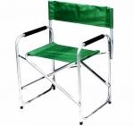 Πολυθρόνα Μεταλλική Πτυσσόμενη 57x47x80cm Πράσινο