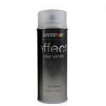 Motip Effect Διαφανές Βερνίκι Spray 400ml Μάτ