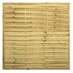 Πάνελ Τυφλό Με Πλαίσιο 150x180cm