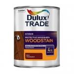 Dulux Trade Protective Woodsheen Βερνίκι Ξύλου Πλούσιο Μαόνι 1lt