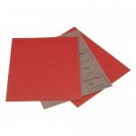 Σμυριδόπανο J-Cloth Κόκκινο 23x28cm P320 Smirdex 650