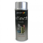 Motip Effect Metallic Metall Silver Spray Ασημί Μετάλλου 400ml