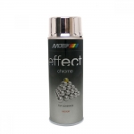 Motip Effect Chrome Ασημί Spray 400ml