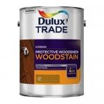 Dulux Trade Protective Woodsheen Βερνίκι Ξύλου Δρύς Ανοιχτό 1lt