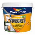 Vivecryl Eco Λευκό 10lt