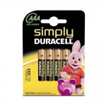 Duracell Simply Alcaline AAA