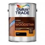 Dulux Trade Weathershield Ultimate Woodstain Υψηλής Ποιότητας Βερνίκι Έβενος 1lt