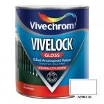 Vivelock Gloss 30 Λευκό 2.5lt