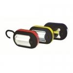 Φακός 1 Watt Cob & 3 Led Light