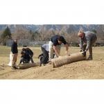 Γιούτα Λινάτσα Φυσική Ενισχυμένη 120cm x 50m
