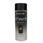 Motip Effect Υψηλής Θερμοκρασίας Spray 400ml Μαύρο