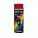 Spray Motip Φρένων 400ml Κόκκινο