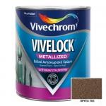 Vivelock Metallized 705 Χρυσό 750ml