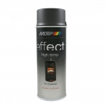 Motip Effect Υψηλής Θερμοκρασίας Spray 400ml Ανθρακί