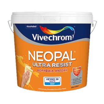 Super Neopal Ultra Resist 30 Λευκό 1lt
