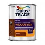 Dulux Trade Protective Woodsheen Βερνίκι Ξύλου Καρυδιά 2.5lt