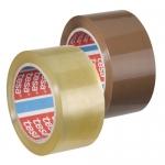 Ταινία Συσκευασίας Tesapack Basic Καφέ 50mm X 50m