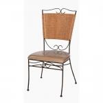 Καρέκλα Με Διακοσμητική Πλέξη Σχοινί