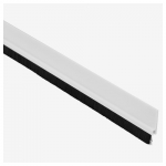 Βέργα Μόνωσης Πόρτας Standard Tesamoll Λευκή 1m