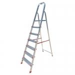 Σκάλα Αλουμινίου Ecoalumin 2+1 Σκαλοπάτια
