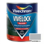 Vivelock Gloss 31 Αλουμίνιο 750ml