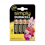 Duracell Simply Alcaline AA