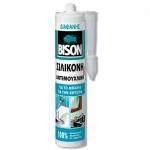 Bison Σιλικόνη Λευκή 280ml