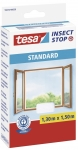 Σήτα Για Παράθυρα Standard Tesa Λευκή 1.30mΧ1.50m