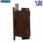 Κλειδαριά Πρόσθετης Ασφάλειας WK+ Καφέ Domus